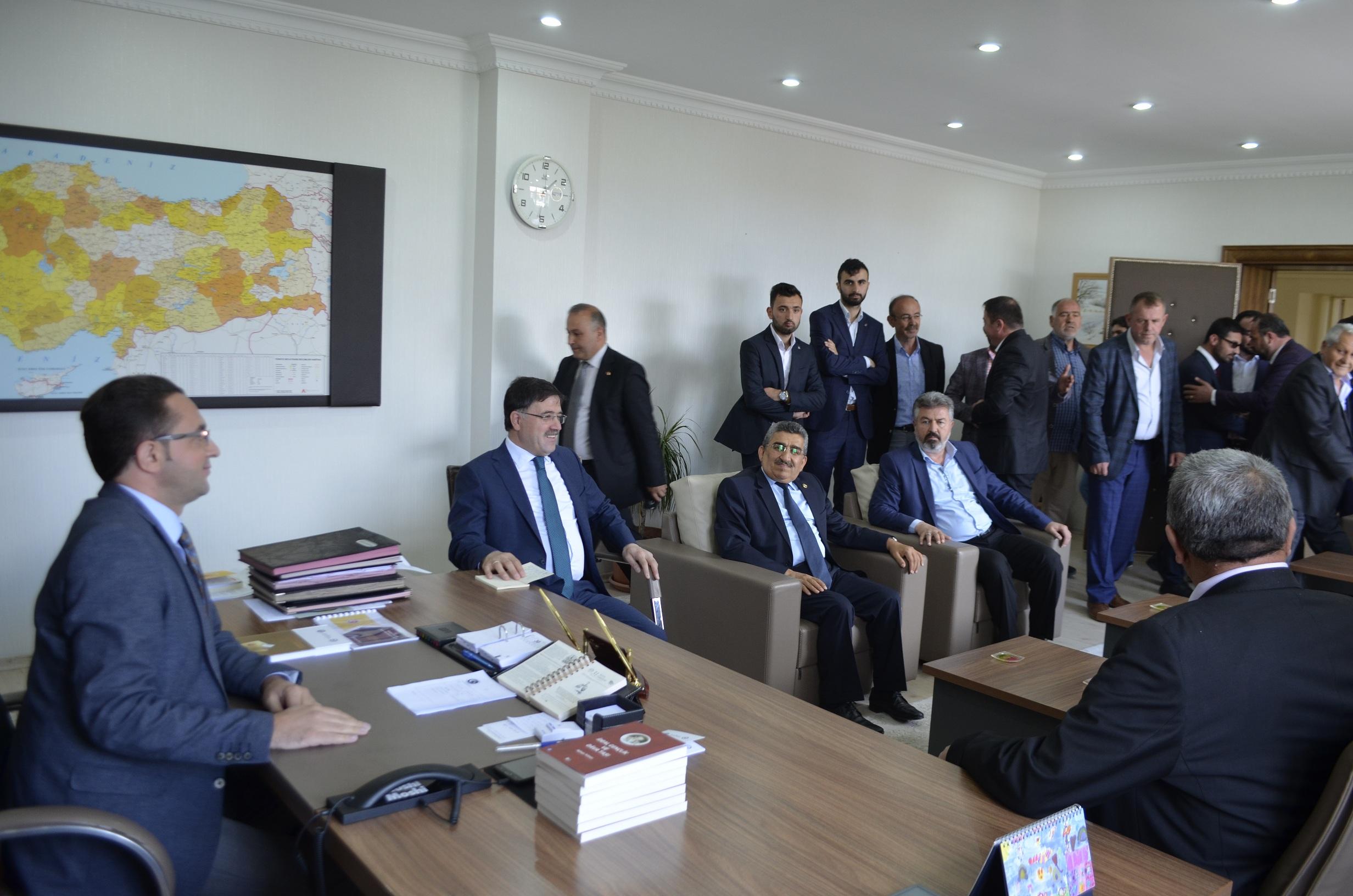 Türkiye ve Yozgat Devrim Niteliğinde Yatırımlara Kavuştu