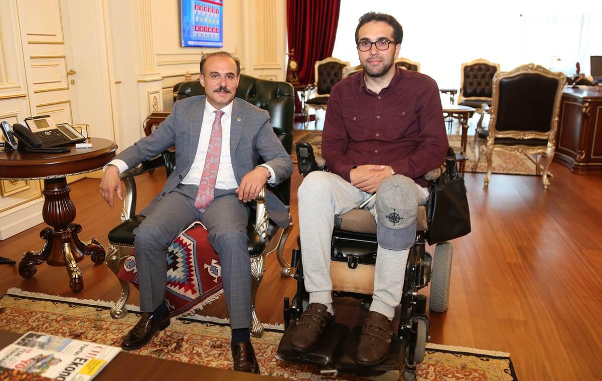 Engelli Dostu Hükümet Konağı