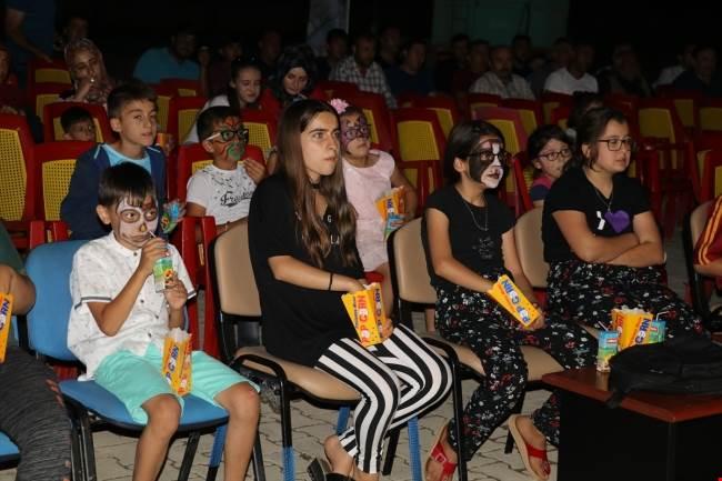 'Köy Sineması' Çocuklar İçin Perde Açıyor