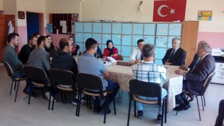 Belediye Başkanı Erdal Cumhuriyet'i Ziyaret Etti