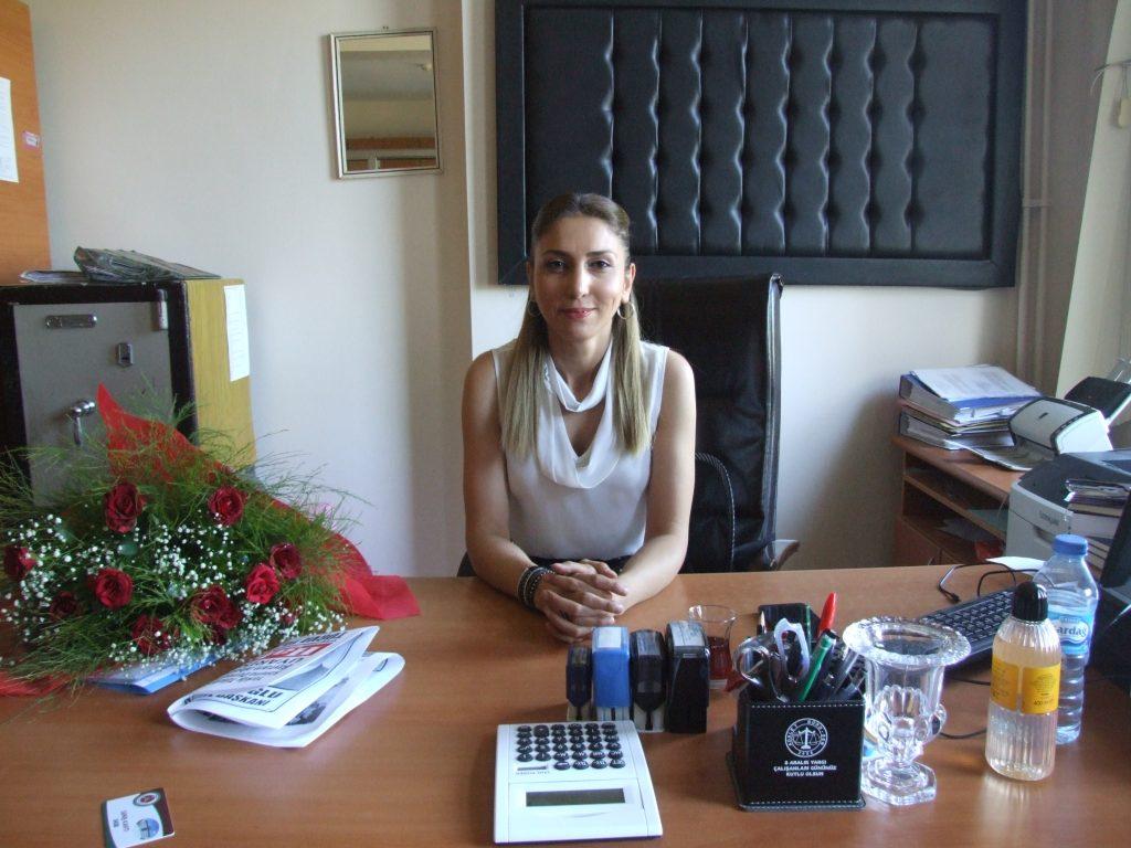 Balcıoğlu, Göreve Başladı