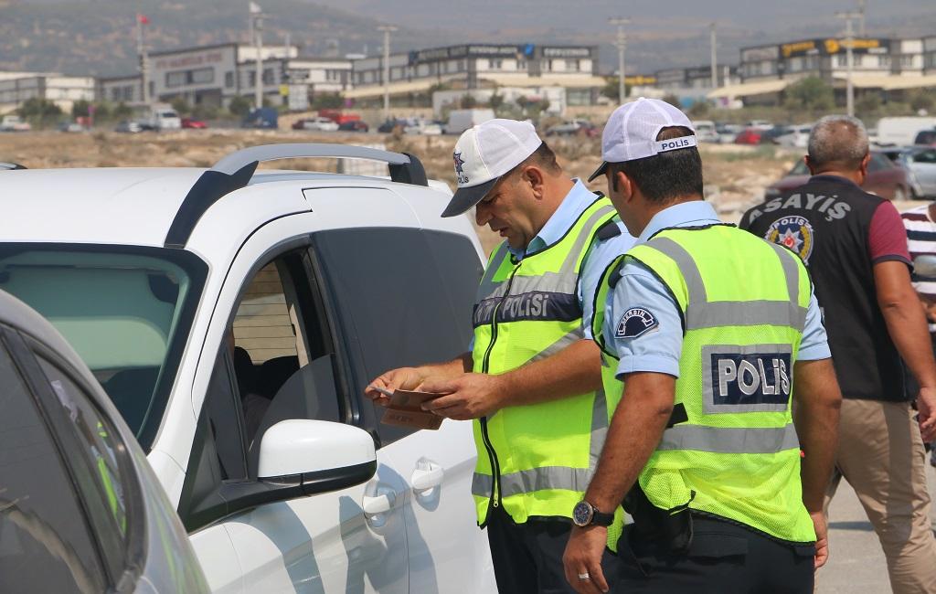 Drift Yapan Sürücülere 25 Bin Lira Ceza kesildi