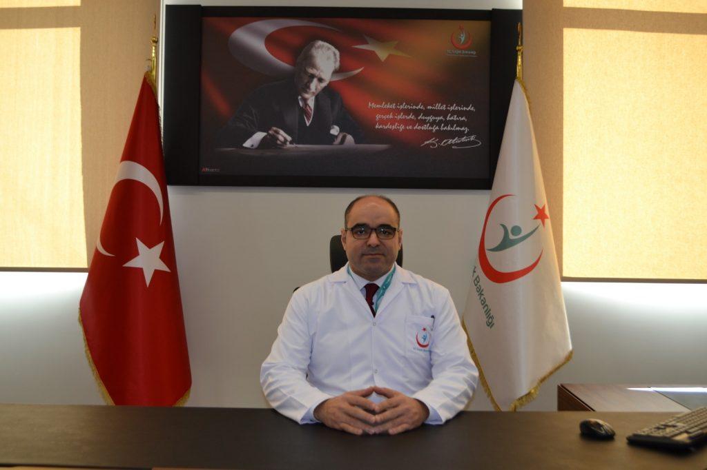 Yozgat Şehir Hastanesi'nde  sterilizasyon eğitimi