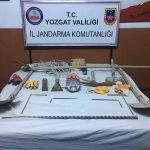 Boğazlıyan'da Kazdıkları Kuyuda Yakalandılar