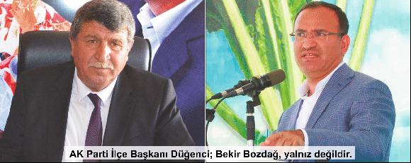 HERKES HADDİNİ BİLECEK!