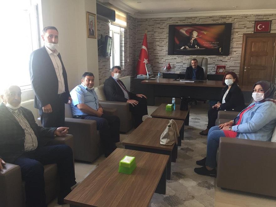"""""""BOĞAZLIYAN'I ZİRVEDE TUTACAĞIZ"""""""