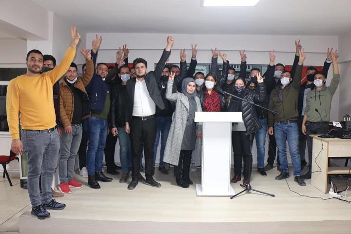 CHP'DE GENÇLİK BULUŞMASI