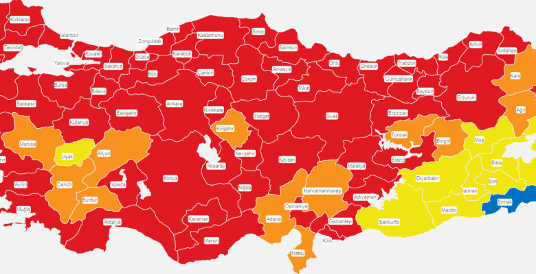 RİSK ARTIYOR!..