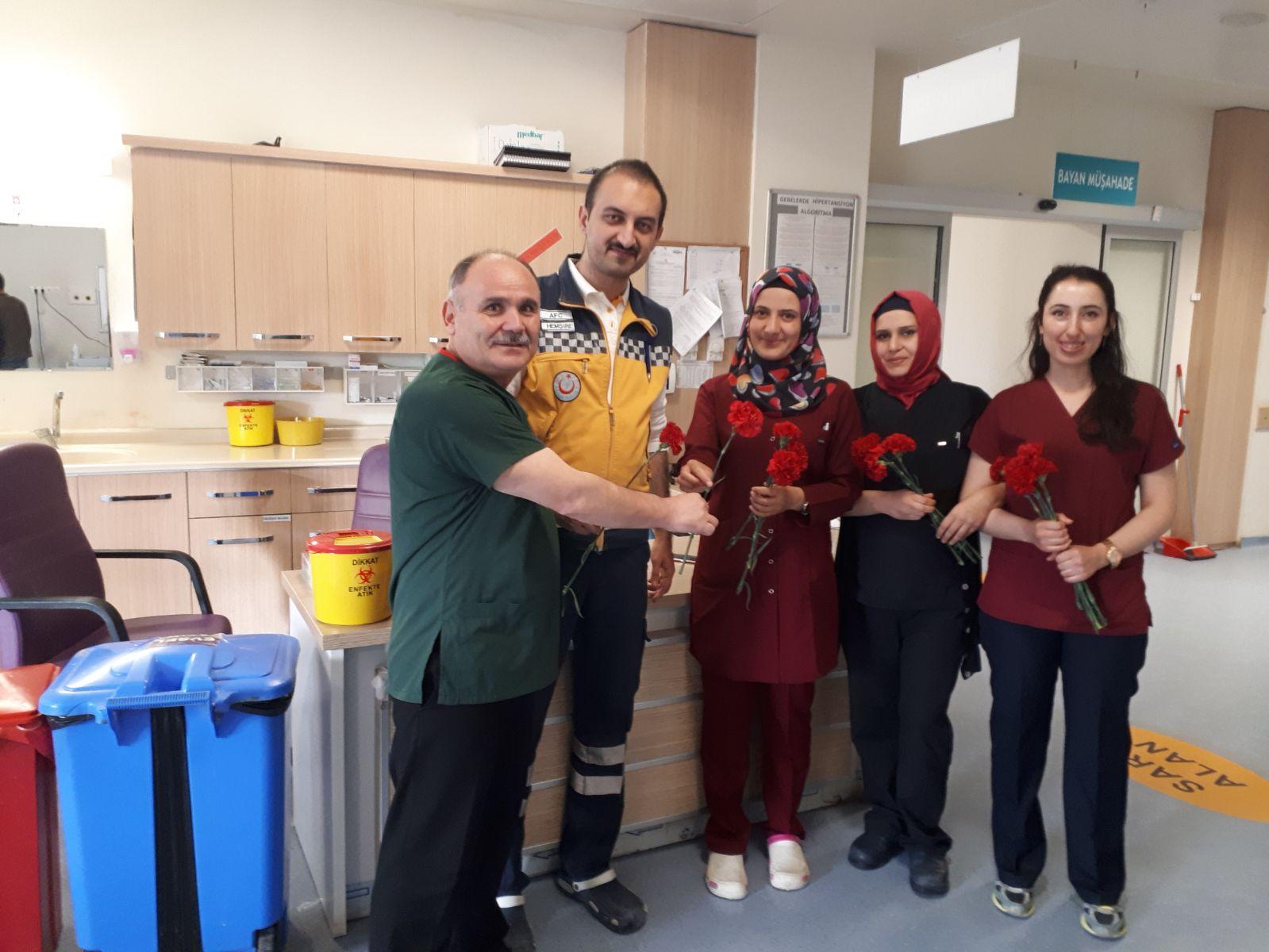 Türk Sağlık-Sen'den Çifte Kutlama