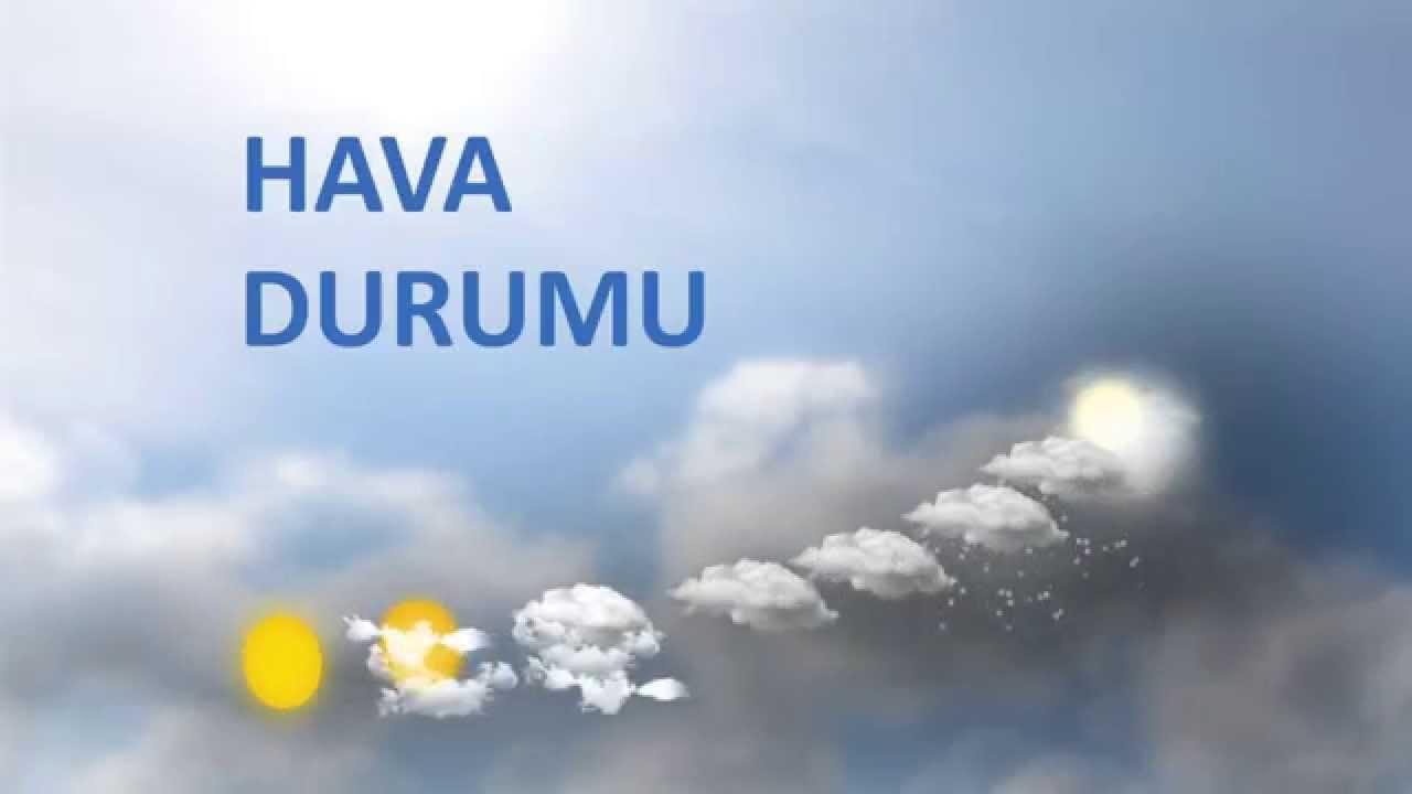 Bayram'da hava nasıl olacak!