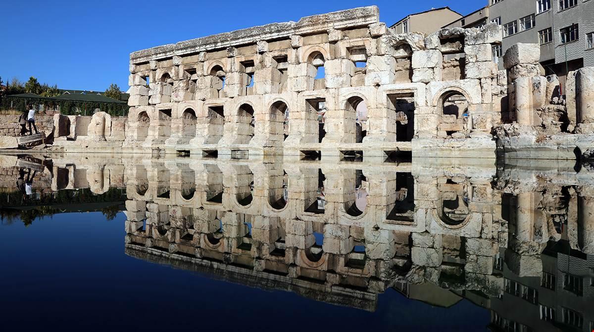 Roma Hamamı Unesco  Dünya Mirası Listesinde