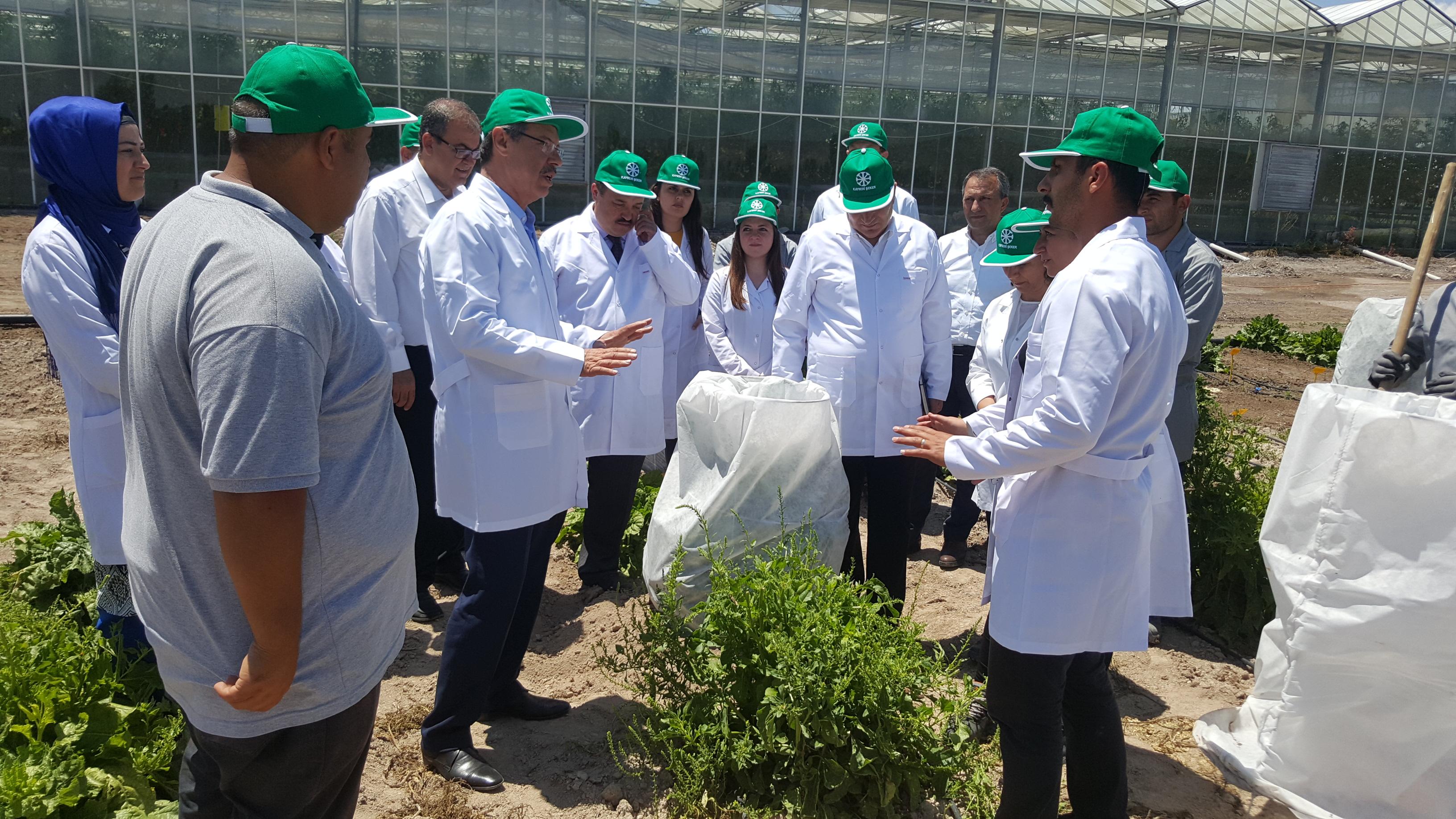 Tarım Arazileri Akademik Katkı ile Canlanıyor