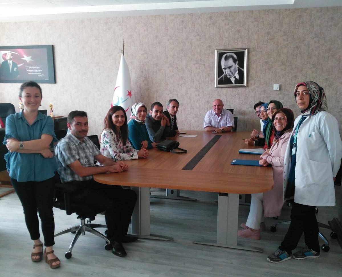Anne Dostu Hastane Sayısıyla  Yozgat Türkiye 2.cisi oldu