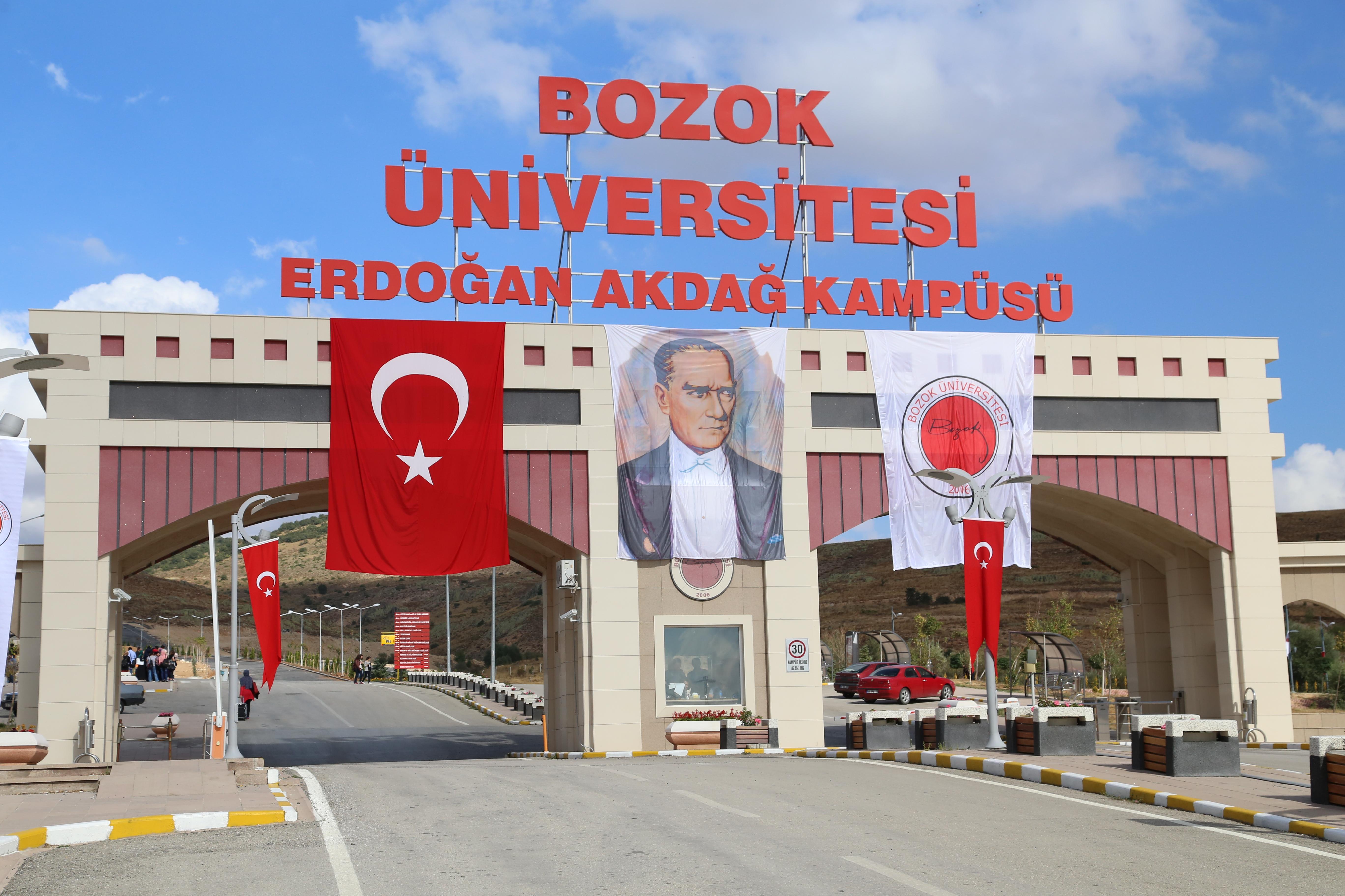 Resmi Gazetede Yayımlandı Bozok Üniversitesi'nin İsmi Değişti