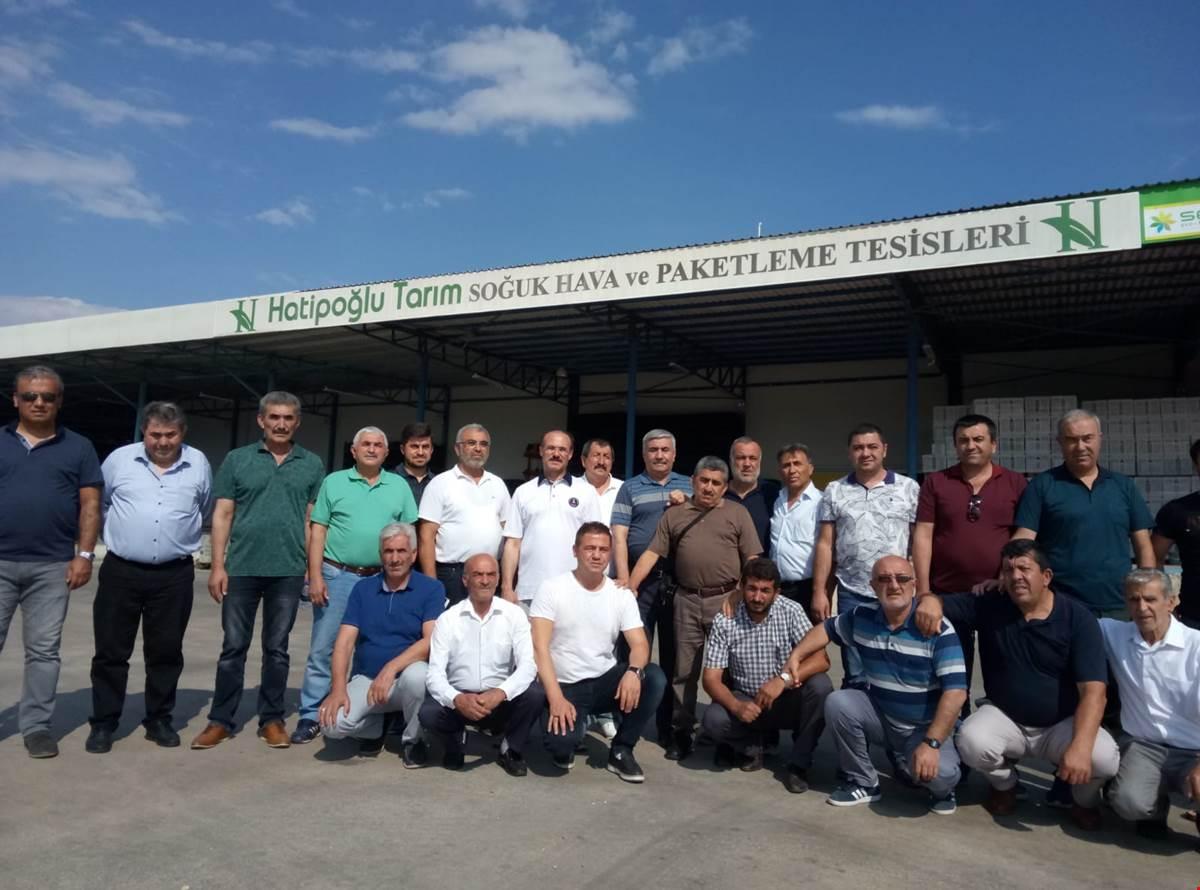 Diasporadaki Başarılı Yozgatlıları Ziyaret