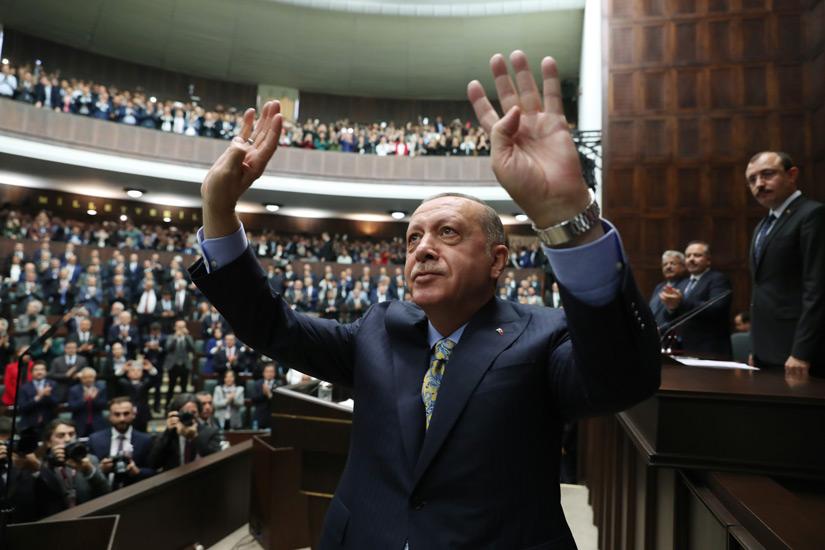 Başkan Erdoğan, Bozdağ'a Sahip Çıktı