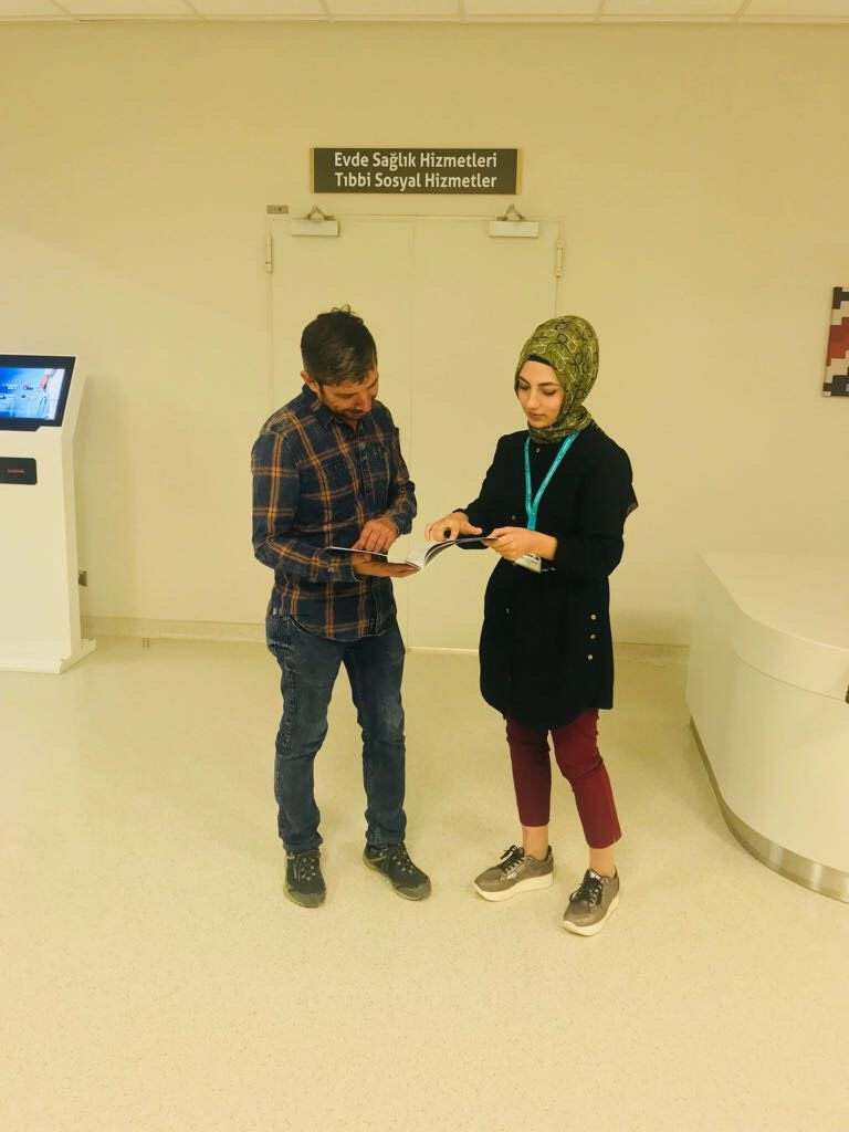 """Yozgat Şehir Hastanesi'nde """"tedaviden daha fazlası"""" var"""