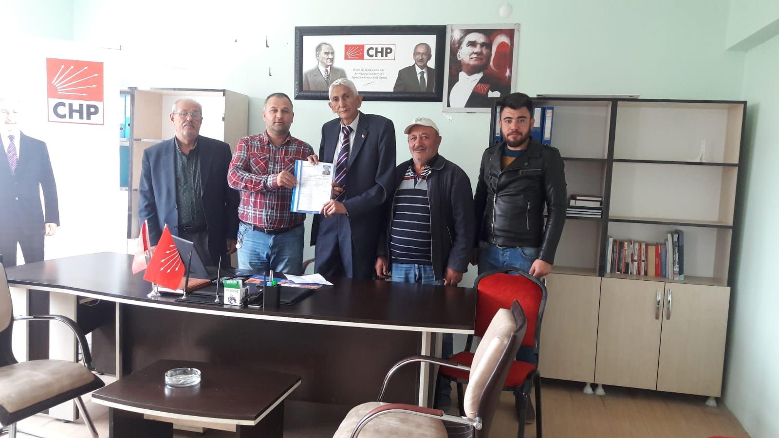 Türksoy'da Adaylığını Açıkladı