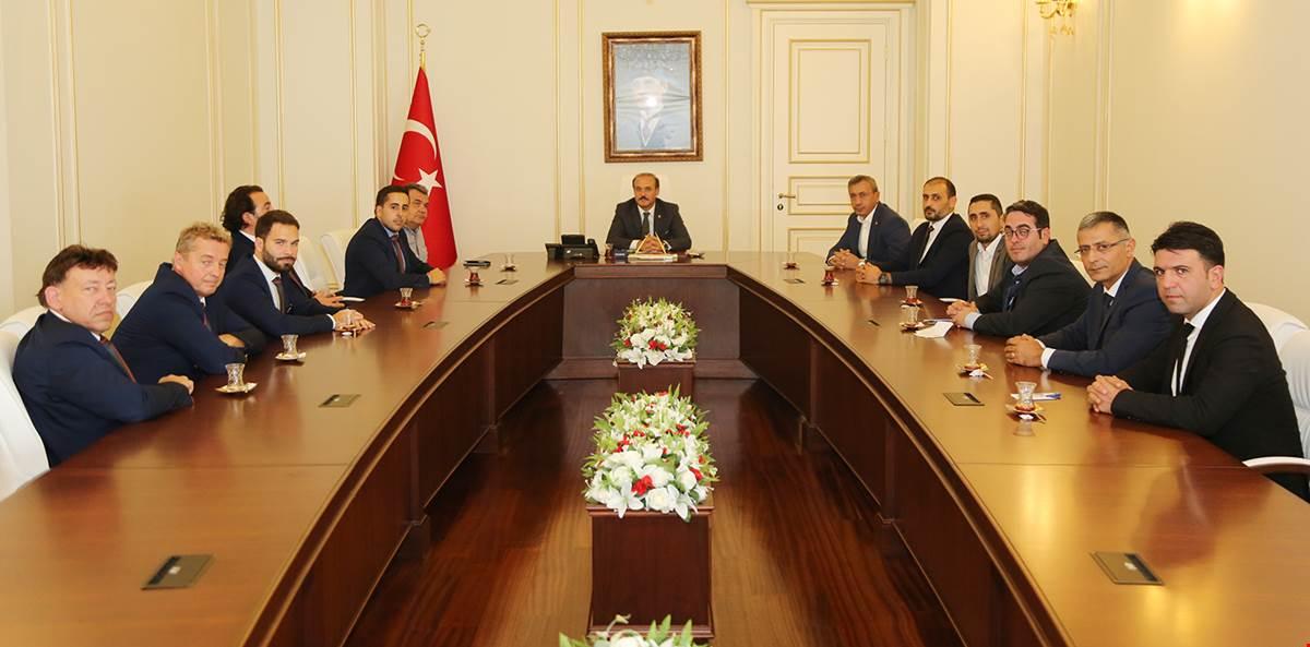 İş İnsanlarından Yozgat'a İlgi Artıyor