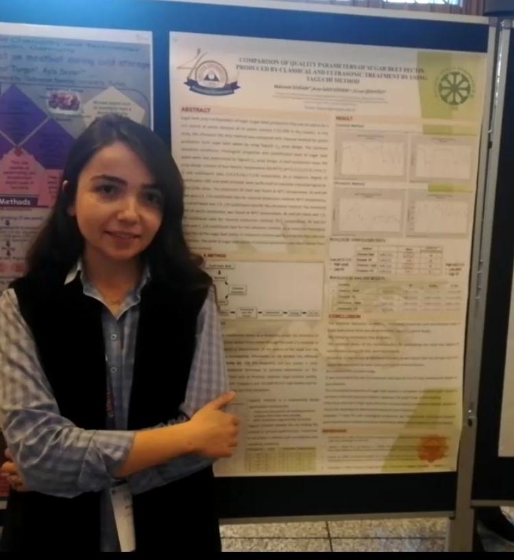Kayseri Şeker, Uluslararası Gıda Kimyası Ve Teknolojisi Konferansında