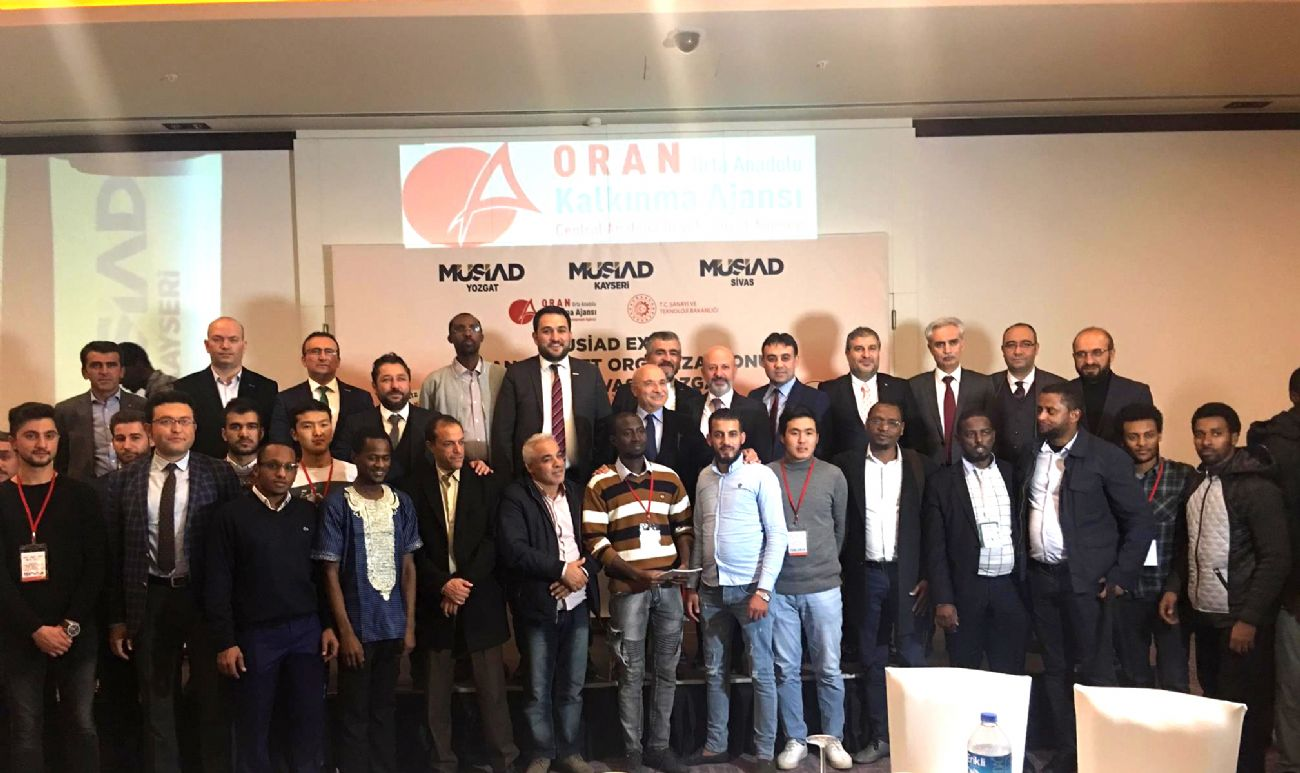 ORAN ve MÜSİAD İşbirliğinde  Yabancı Alım Heyeti İş Görüşmeleri Yapıldı