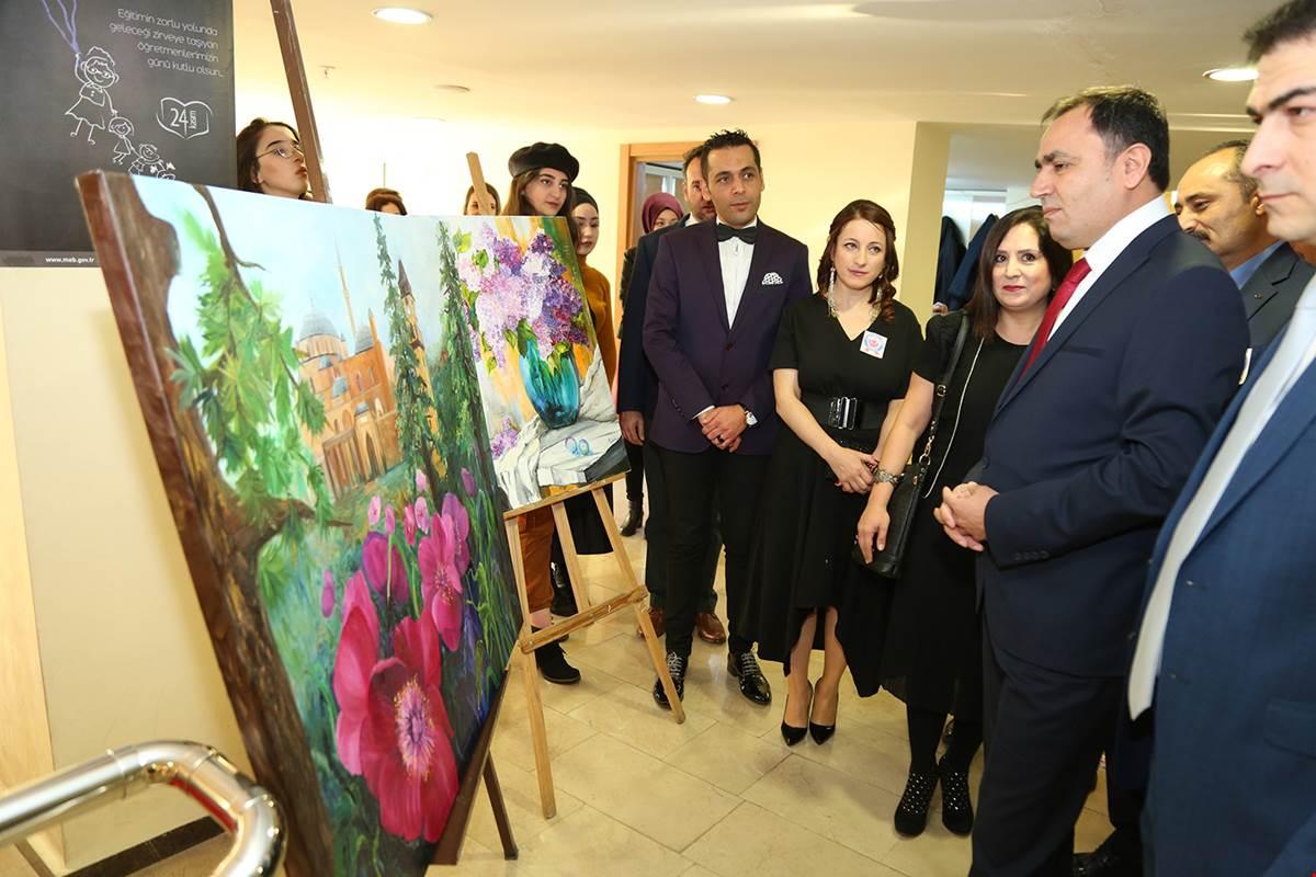 Yozgat'ta 24 Kasım Öğretmenler Günü Kutlandı