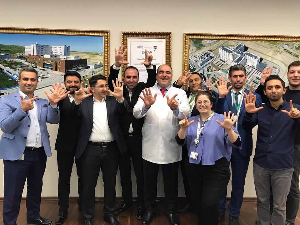 Yozgat Şehir Hastanesi Avrupa'yı Solladı