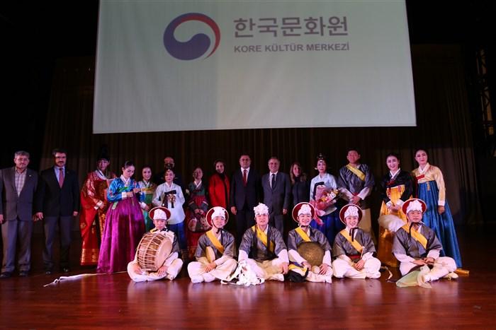 Kore Kültür Günü Etkinliği Düzenlendi