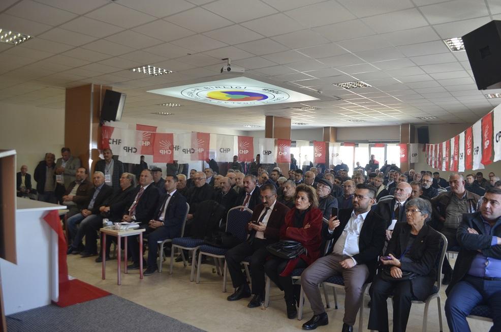 CHP'DE PEKER GÜVEN TAZELEDİ