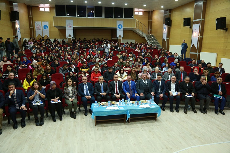'İŞKUR KAMPÜSTE' PROGRAMI DÜZENLENDİ