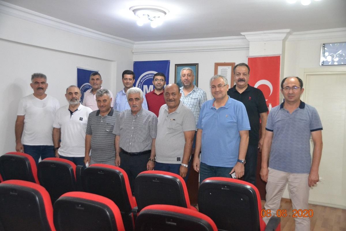 YOZGAT'I GEZDİLER