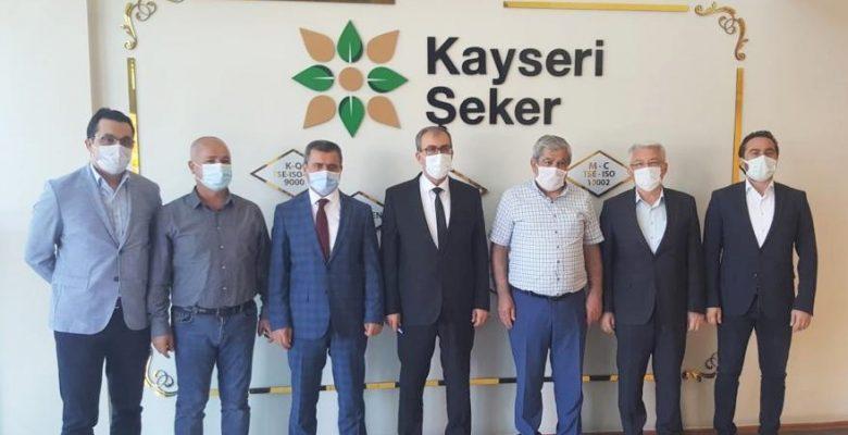 İSTİHDAMA EN BÜYÜK KATKI  YİNE KAYSERİ ŞEKER'DEN