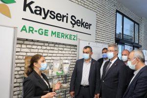 ÖRNEK TESİS KAYSERİ ŞEKER