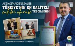 SALEB ARTIK TESCİLLİ